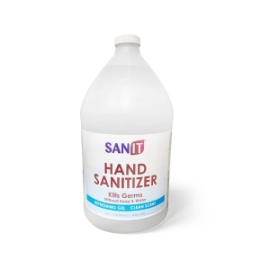 Hand Sanitizer,Medical Grd.80%,Healthcare/Military Approved,Gallon