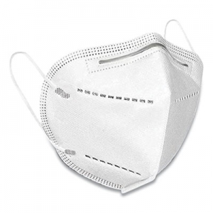 N95 Particle Respirator KN95 Mask, 5/pk